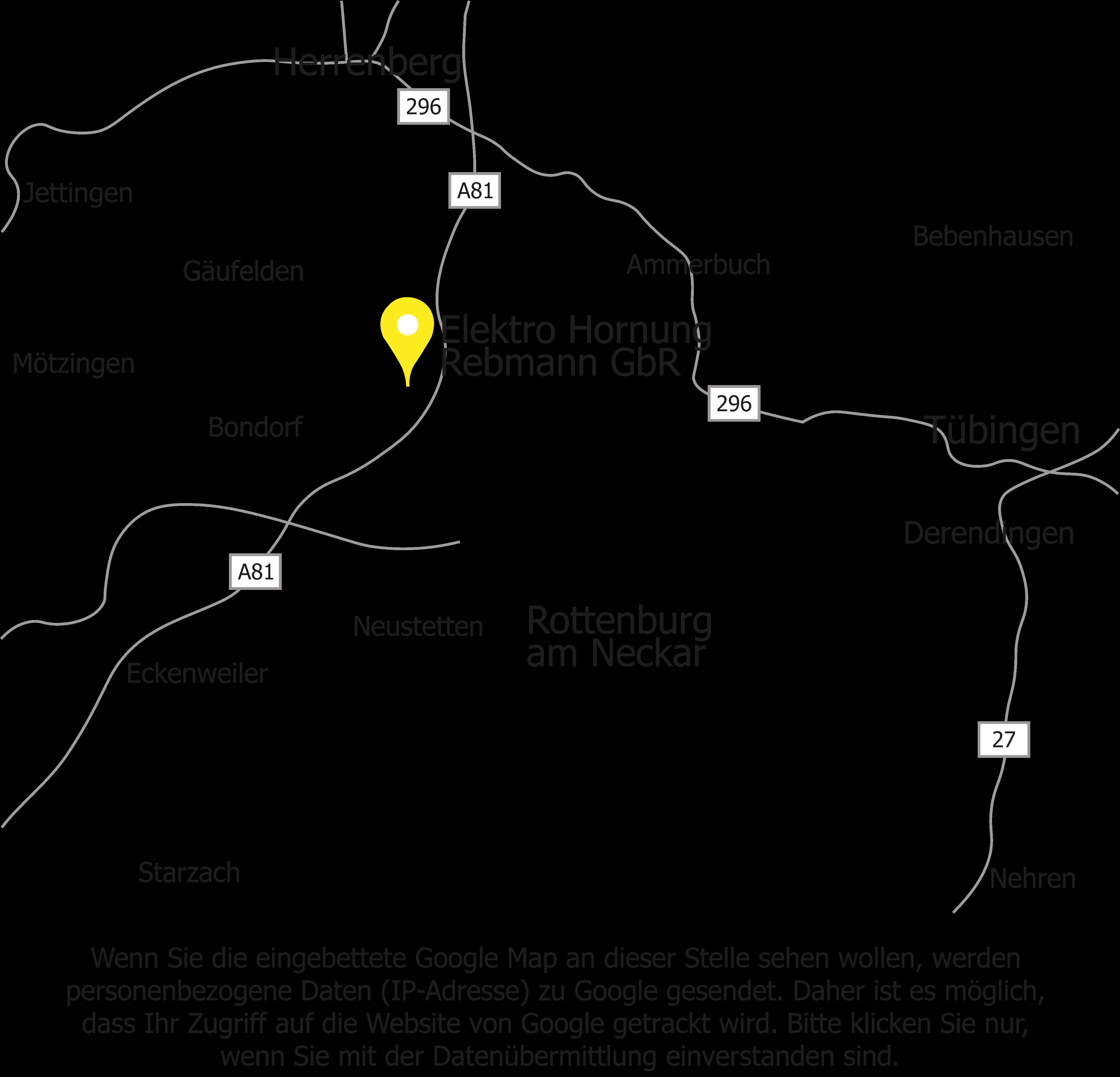 Standort Hornung Rebmann GbR